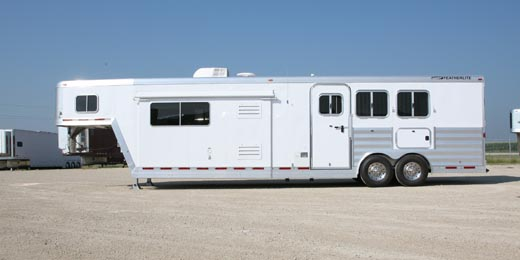Etonnant FOSTERS TRAILERS Horse Trailers,Utility Trailers,Stock Trailers ...